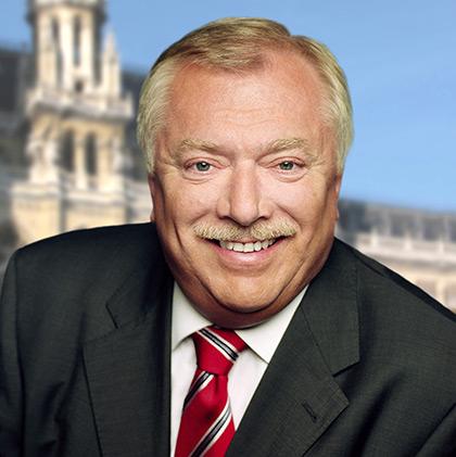 Dr. Michael Häupl, Foto (c) SPÖ Wien