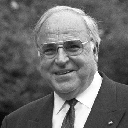 Dr. Helmut Kohl, Foto (c) dpaPicture-Alliance / Oliver Multhaup